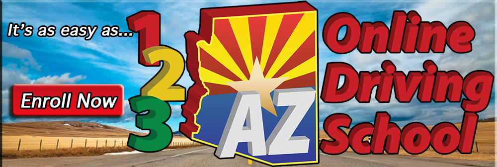 Arizona Defensive Driving School|123 Az Online Driving School